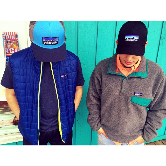 We just got in some new @patagonia at the crossroads location! #benjaminsurfnskate #patagonia #cctx