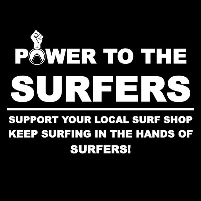 Repost from @building_the_revolution because WE AGREE!! Like, repost, & hashtag if YOU agree too!! #supportyourlocalsurfshop