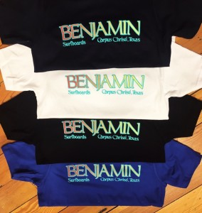 In stock now! Get a rad Benji  tee for your grom